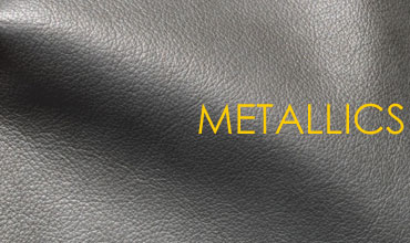 Metallic Leather